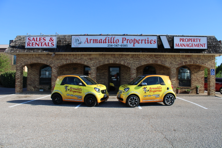 Armadillo Properties Office